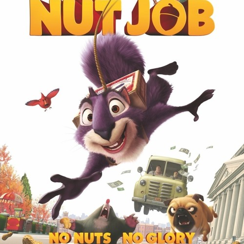 The Korey and Martin Show - 'The Nut Job' Review