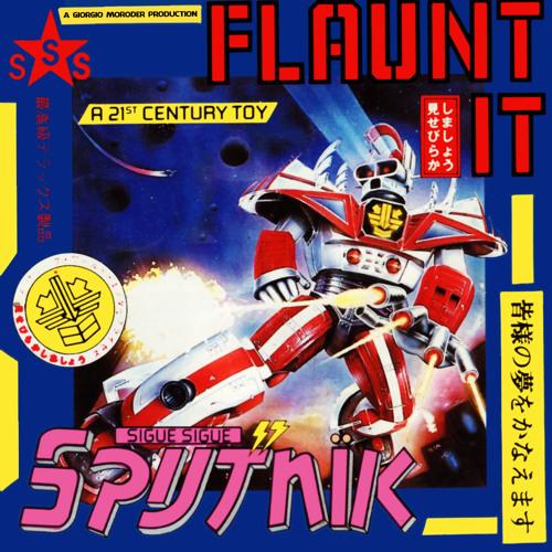 Sigue Sigue Sputnik - Love Missile F1-11 (1986)