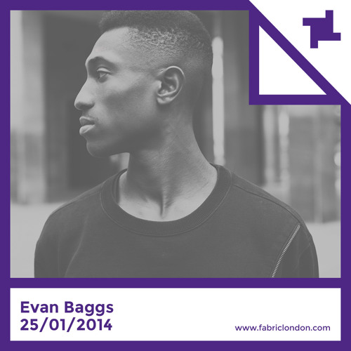 Evan Baggs - fabric x 10 Years Of *RiffRaff Promo Mix