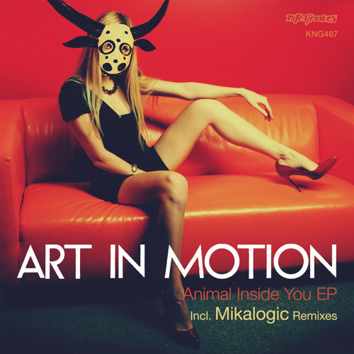 Art In Motion feat. Christian Hemara - Animal Inside You  (Bass Club Mix)***Out Now!!