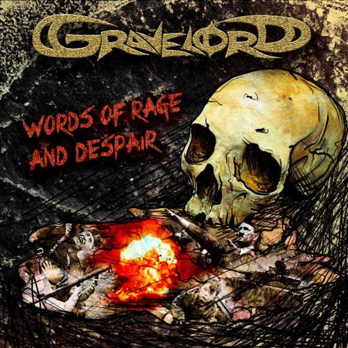 Words of rage and despair - EP 2013