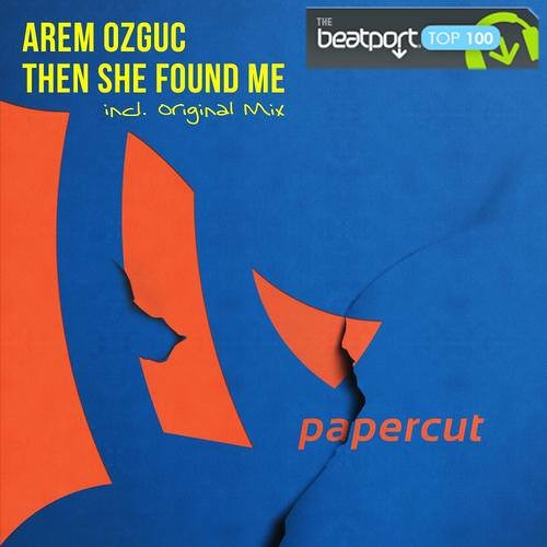 Arem Ozguc - Then She Found Me [PREVIEW]