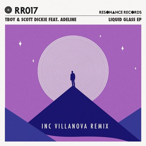 RR017 Tboy & Dickie Feat. Adeline - Liquid Glass EP
