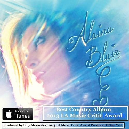Alaina Blair album: produced by Billy Alexander