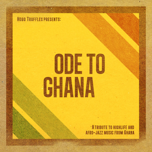 Ode To Ghana -16- Saint Rock - What You Ghana Do With That Thing