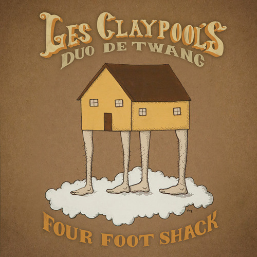 Les Claypool's Duo De Twang - Stayin' Alive