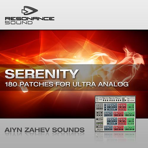 Serenity for Ultra Analog (Individual Presets Demo)