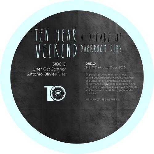 C2 Antonio Olivieri - Lies (Clip) [Darkroom Dubs 10]