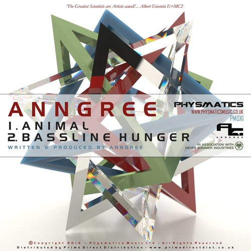 AnnGree - Animal [Physmatics Music] - OUT NOW!