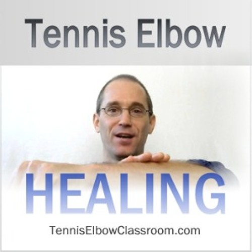 Why Isn't My Tennis Elbow Healing?