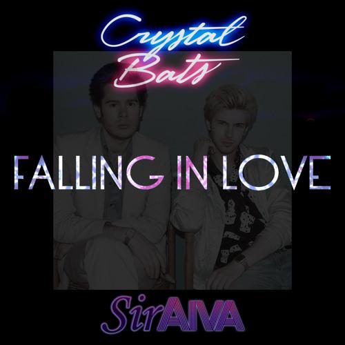 Crystal Bats - Falling In Love (Siraiva Remix)