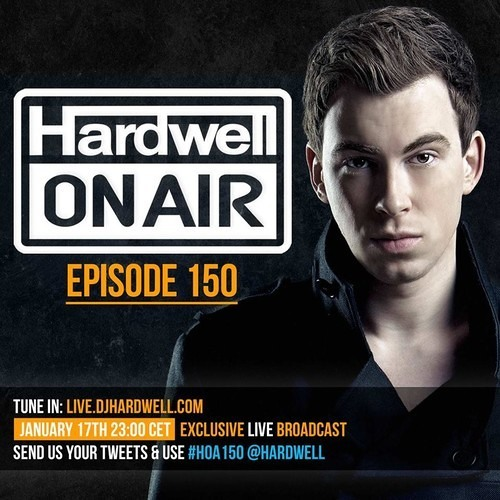 Hardwell - On Air 150 - 17.01.2014 (2Hours Full) (Exclusive Free) (320Kbps) By : Trance Music ♥