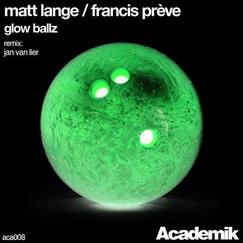 """Glow Ballz"" (Jan van Lier Remix) - Matt Lange & Francis Preve [PREVIEW]"