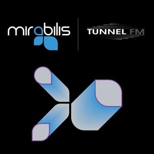 Alex Nemec & David F - Mirabilis Radio Show #001 - Tunnel FM
