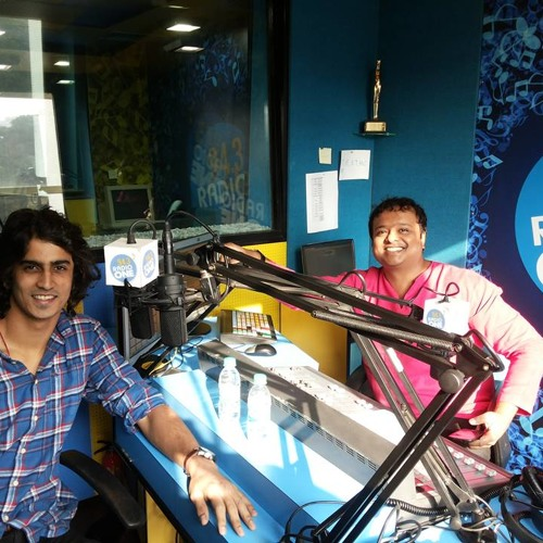 Interview on RadioOne 94.3 with HrishiKay