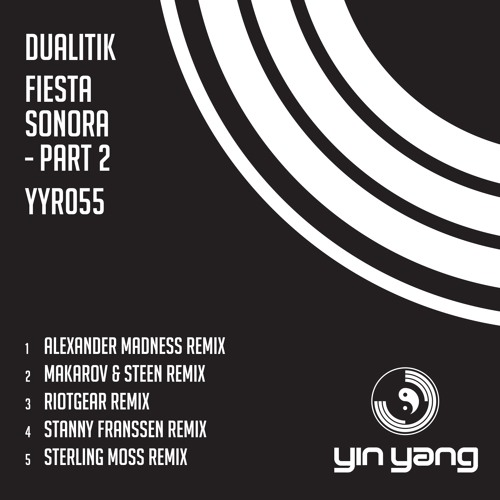 YYR055 : Dualitik - Fiesta Sonora (Sterling Moss Remix)