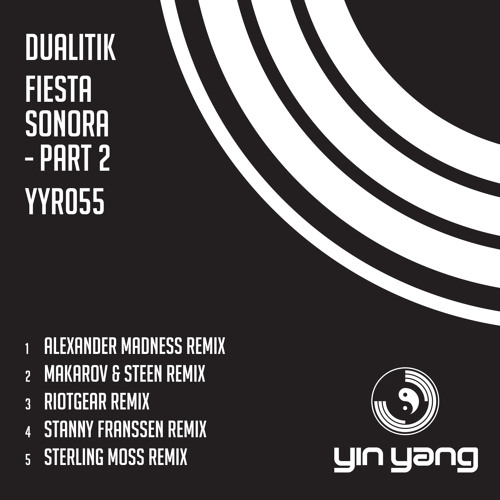 YYR055 : Dualitik - Fiesta Sonora (Alexander Madness Remix)