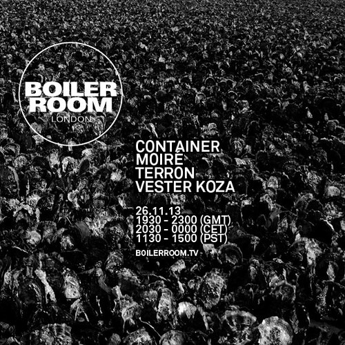 Vester Koza Boiler Room mix
