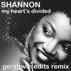 Shannon My Hearts Divided Album Cover