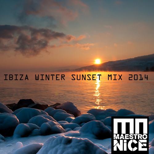 IBIZA WINTER SUNSET MIX 2014 @ DJ MAESTRO NICE