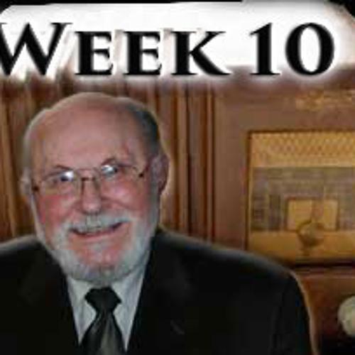 Given O. Blakely - Radio Sermons - Week #10