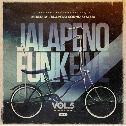 Jalapeno Funk Vol.5 Mixed by Jalapeno Sound System