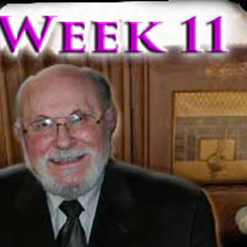Given O. Blakely - Radio Sermons - Week #11