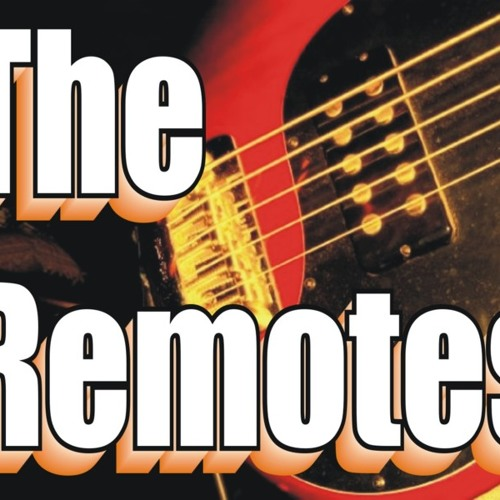 In The Sand - The Remotes