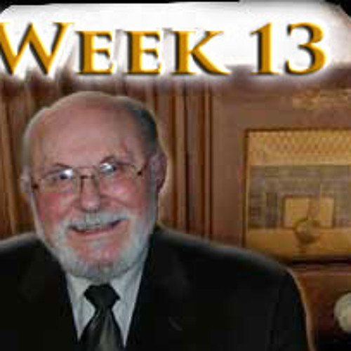 Given O. Blakely - Radio Sermons - Week #13