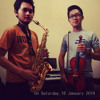 My Heart Will Go On - Cover By Rifqi (violin) & Andhika (saxophone)