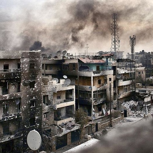Infusion Jazz project - Aleppo (Updated Version)