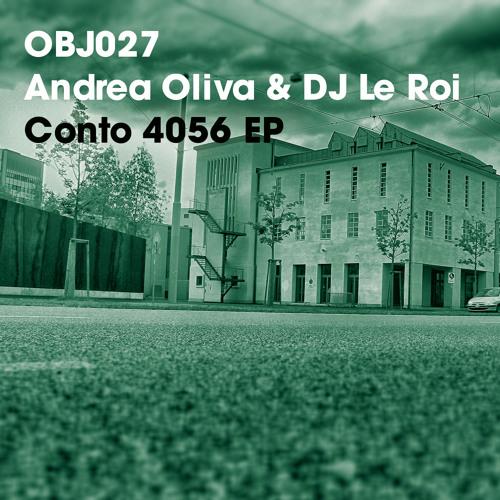 Andrea Oliva & DJ Le Roi - Feel On You - Objektivity (Snippet)