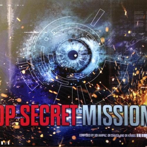 Top Secret Missions By Udi Harpaz