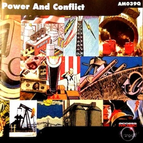 Power And Conflict By Udi Harpaz