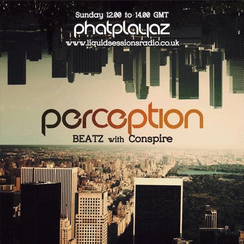 Perception Beatz - Conspire & Phatplayaz -19th January 2014