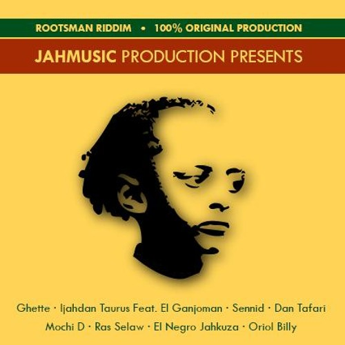 9.ROOTSMAN RIDDIM DUB VERSION (Produced by JahMusic Production)