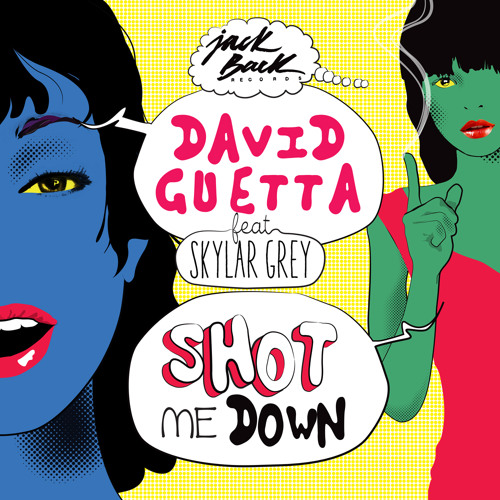 David Guetta ft. Skylar Grey - Shot Me Down (Teaser)
