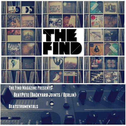 BeatPete - Beatstrumentals - Mix 2014 - Presented by The Find Magazine