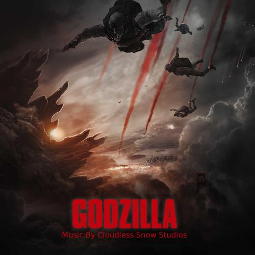 Godzilla 2014 Movie Theme By Cloudless Snow Studios