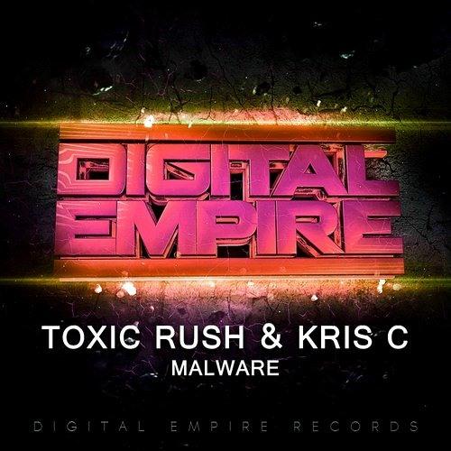 DER0270: Toxic Rush & Kris C - Malware (Original Mix) [Out Now Beatport]