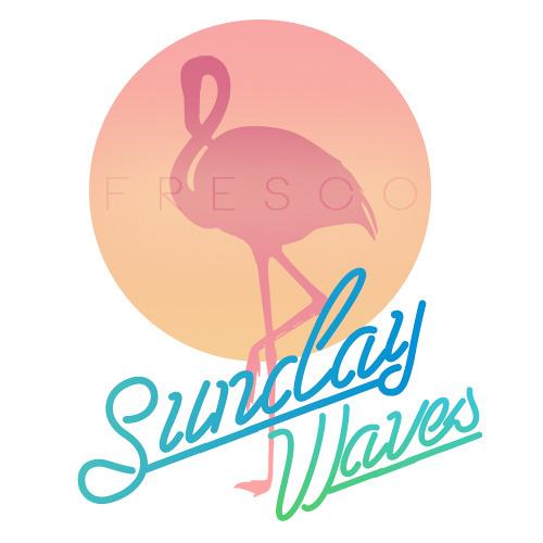 Sunday Waves #001