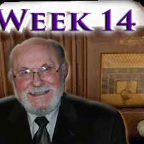 Given O. Blakely - Radio Sermons - Week #14