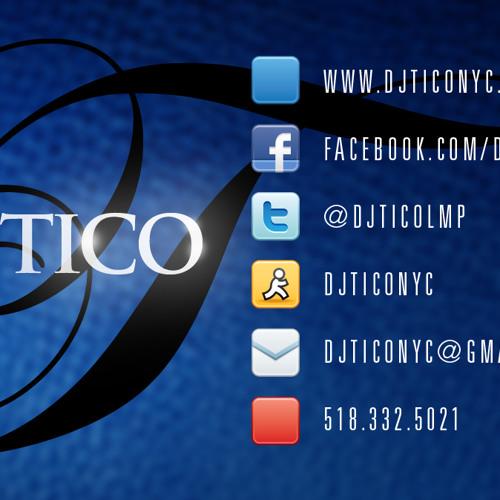 DJ Tico - Merengue Classico Vol.6