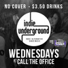 RADIO PROMO: Indie Underground Wednesdays at Call The Office (CHRW 94.9FM)