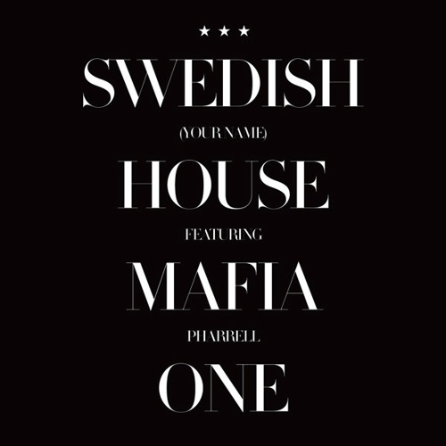 Swedish House Mafia - One (Nikos Koum Edit)