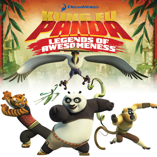 Selections From Kung Fu Panda: Legends of Awesomeness