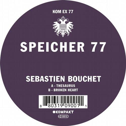 Sebastien Bouchet - Broken Heart (Original Mix)