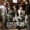 Tohoshinki - Share The World [Cover by Anggi 'n Qi]