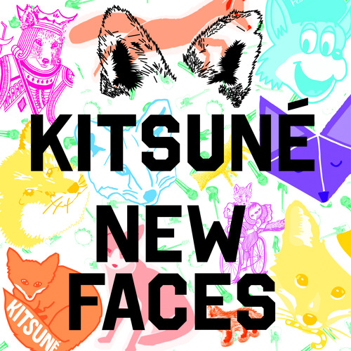 Kitsuné New Faces Minimix By Jerry Bouthier