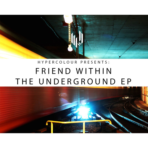 Friend Within - The Trouble (HYPEDIGI039) (clip)